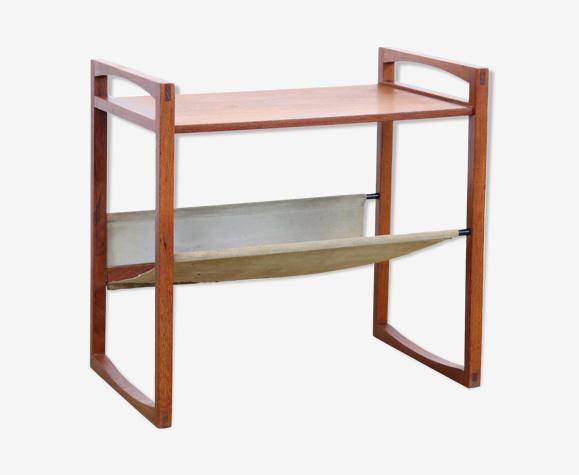 Table d'appoint de Kai Kristiansen pour table Sika Mobler