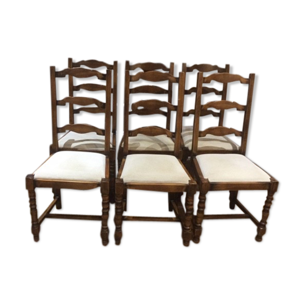 Selency Chaise style Louis Philippe