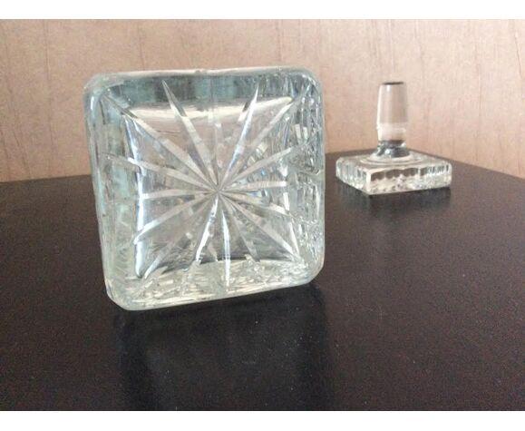 Carafe à whisky en cristal