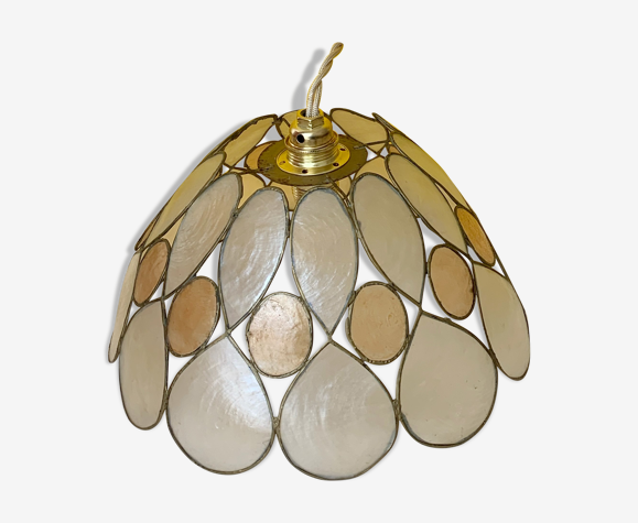 Mother-of-pearl hanging