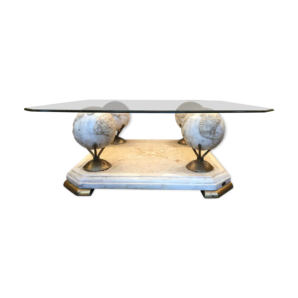 Selency Table basse Maison Fournier