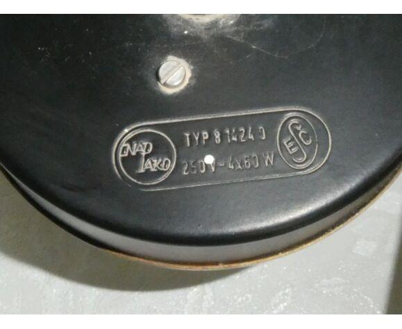 Lustre Spoutnik vintage par Napako type 818240