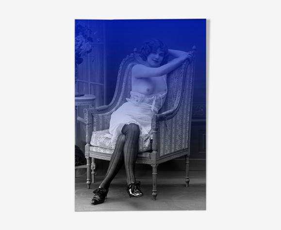 Nu photographie femme Belle Époque - 1920
