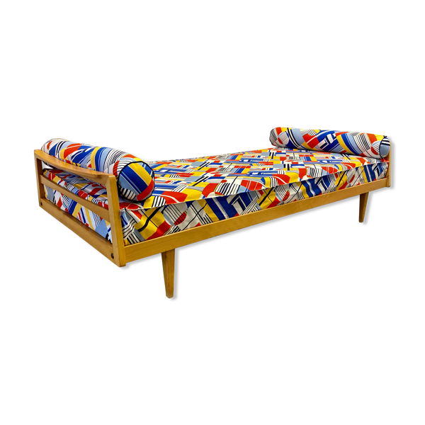 Canapé daybed design 1950