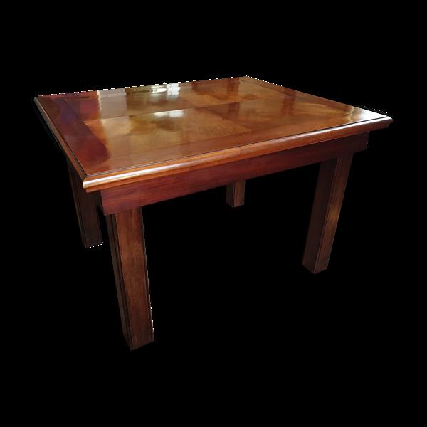 Table en acajou