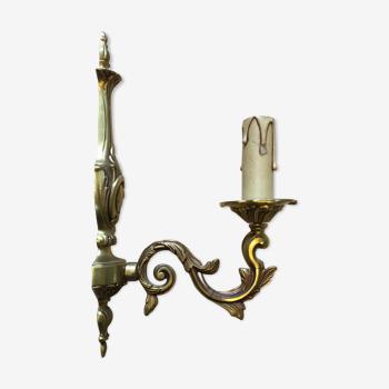 Applique 1 bras en bronze