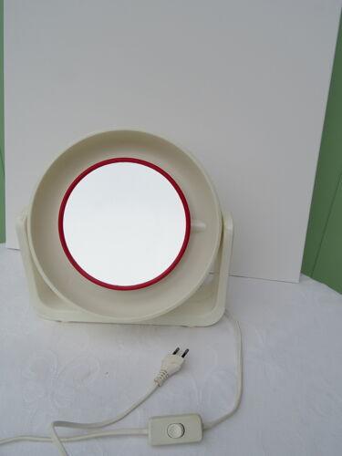 Miroir lumineux vintage Allstar