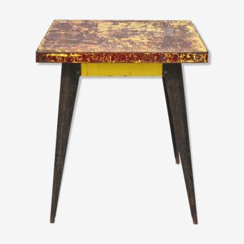Table Tolix de Xavier Pauchard