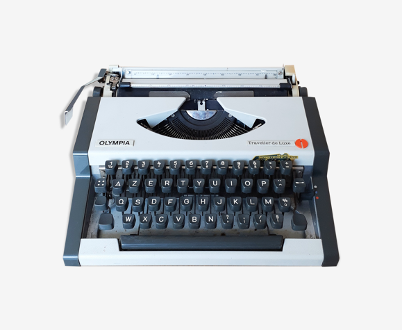 Machine à écrire portative Olympia