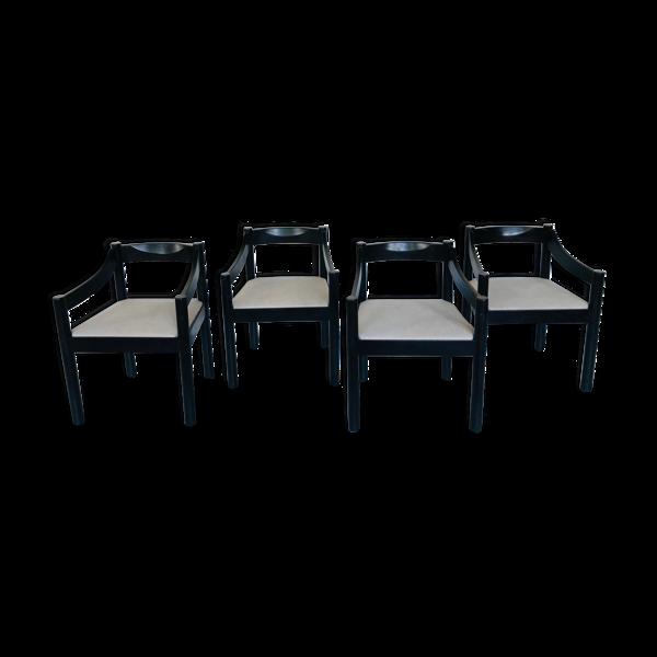 Suite de fauteuils 1960