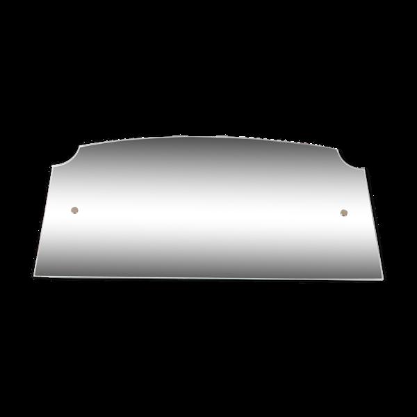 Miroir années 40 59x36cm