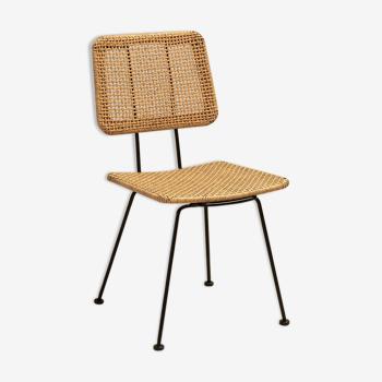 Chaise rotin extérieure
