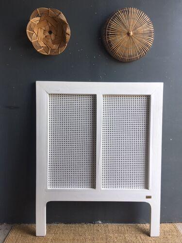 White headboard