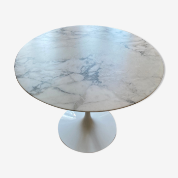 Table à manger d'Eero Saarinen diamètre 90 cm