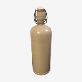 Old sandstone hot water bottle
