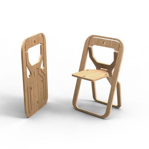 Chaise pliante Infine