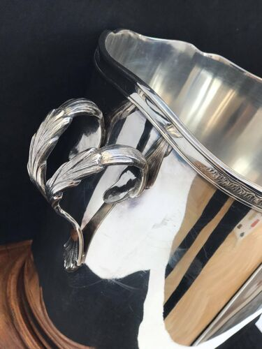 Seau a champagne metal argenté sivar belgique