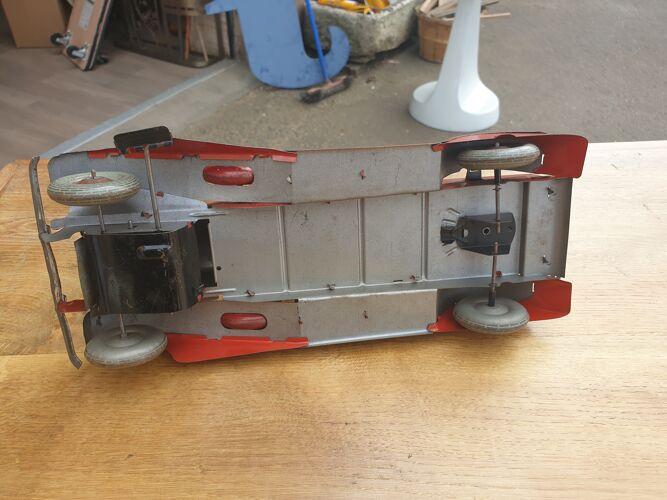 Camion taule jouet
