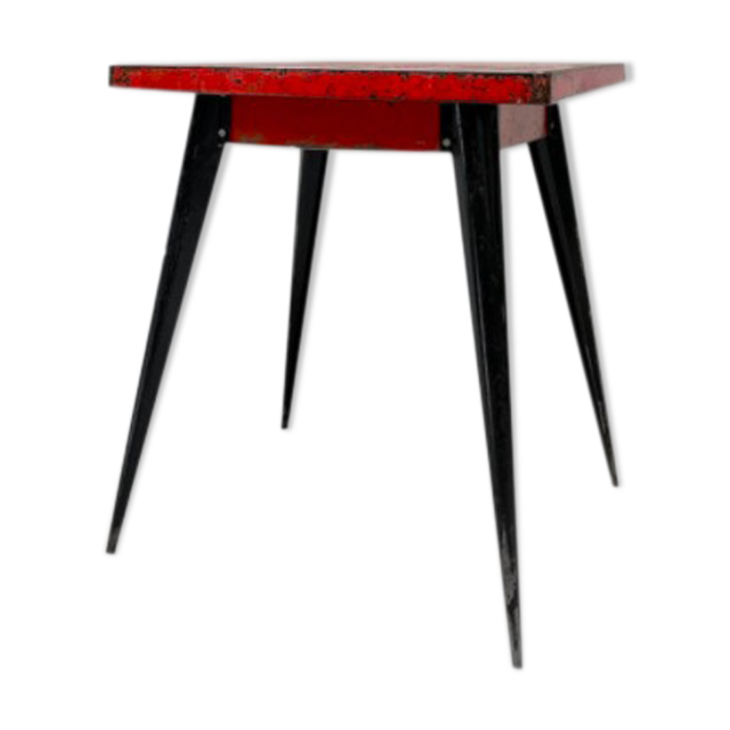 Table Tolix T55 vers 1950