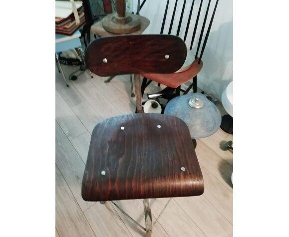 """Chaise d'atelier """"bienaise"""""""