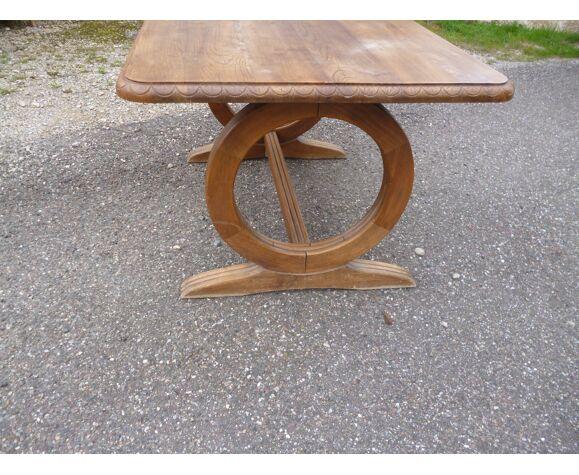Original solid wood table