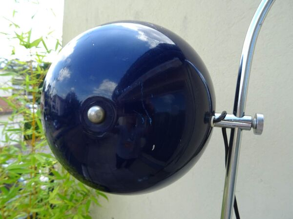 Lampadaire Arc Eye-Ball années 60/70