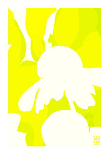 Hélénie  - illustration en édition limitée, format A3 Elisa Brouet