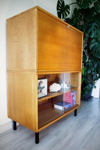 Modular secretary and showcase year 70