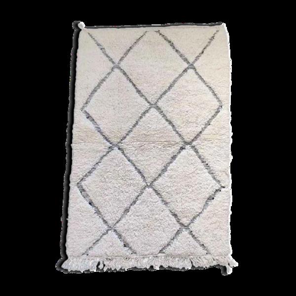 Tapis de chambre berbère 110x165 cm