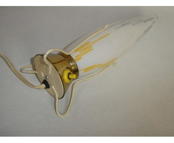 Lampe Space Age Rocket par Leoš Nikel