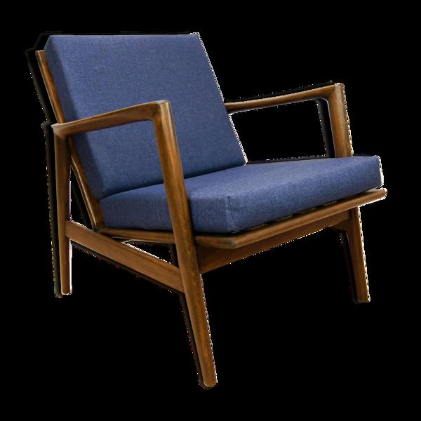 Fauteuil 300-139 par Swarz?dzka Furniture Factory années 1960