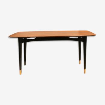 Table basse des années 1960