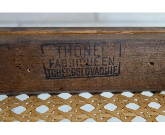 Ancien fauteuil roulant Thonet