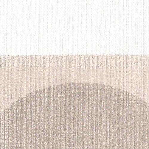 Peinture sur papier, abstraite signée Eawy