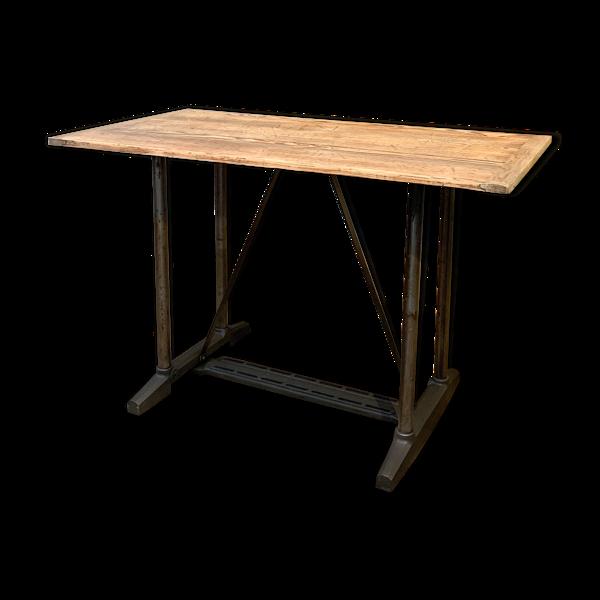 Selency Table industrielle