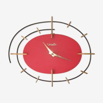 Vintage clock star
