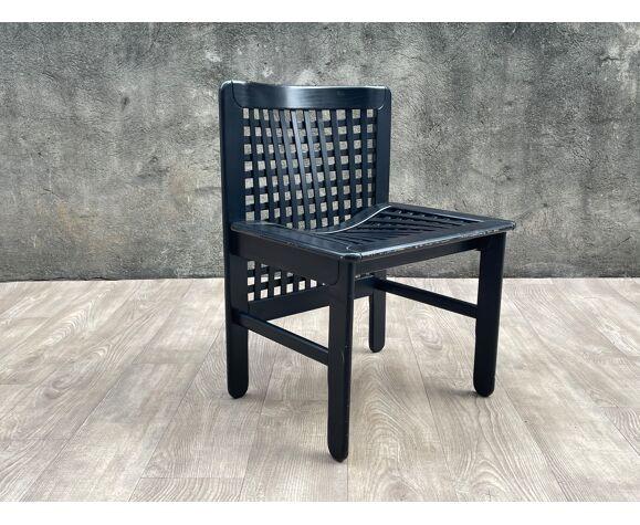 Chaise par Titina Ammannati & Giampiero Vitelli pour Pozzi and Verga, 1980s