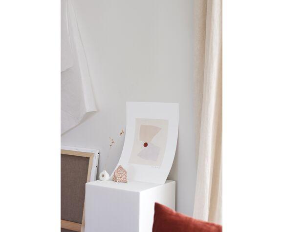 OAK Gallery Mirror