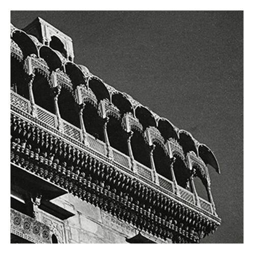 Photographie Moti Mahal Jaisalmer Rajasthan
