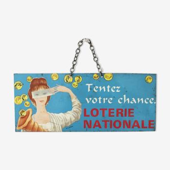 Glacoïde loterie nationale