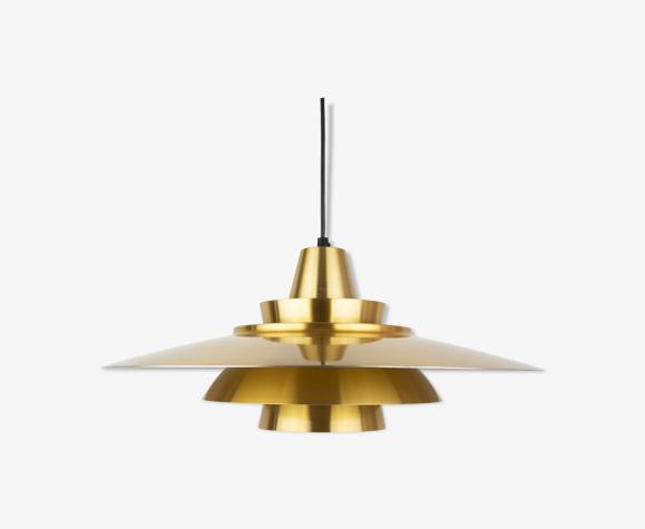 Danish pendant lamp Superlight by David Mogensen, Denmark, 1970s