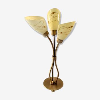 Lampe de table vintage 1950