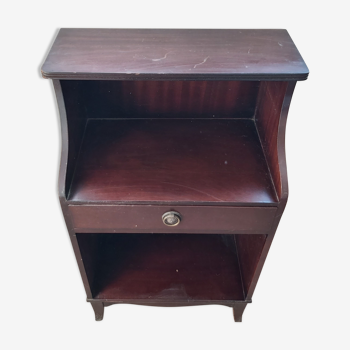 Small shelf with a drawer