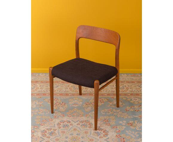 Chaises à manger Niels O. Møller, des années 1950