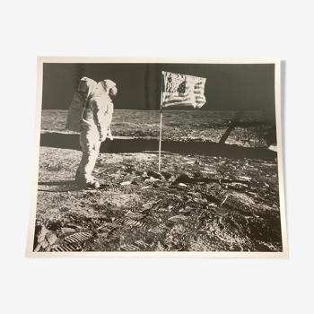 Original Apollo 11 Nasa Photography