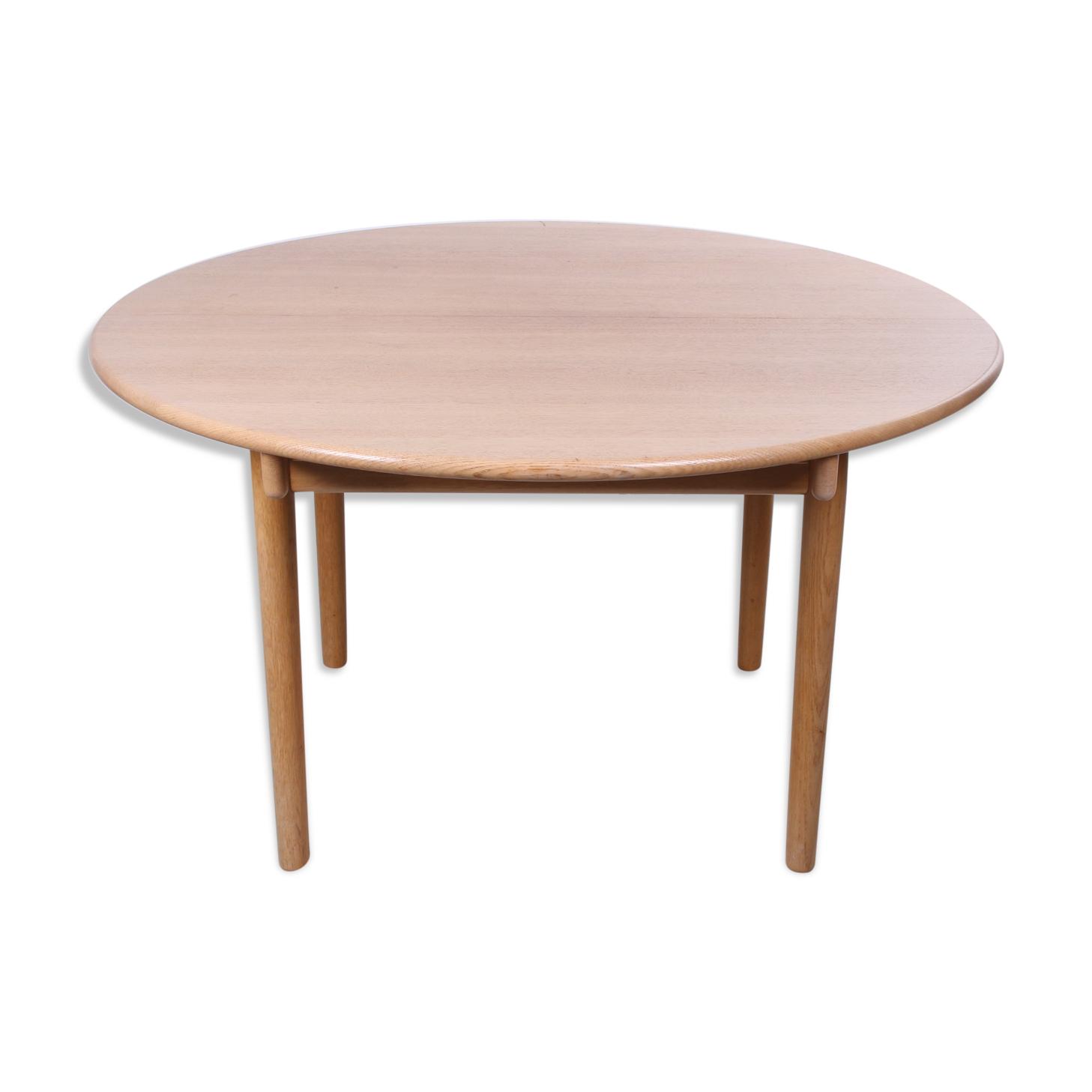 Table de salle à manger PP 70 d'Hans J Wegner