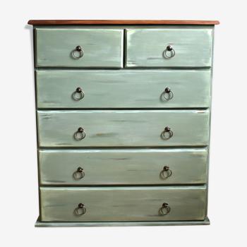 Anisette dresser