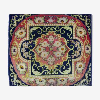 Tapis irannien-sarough 92x110 cm
