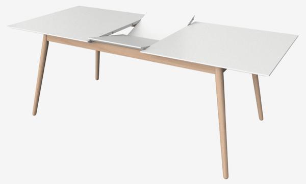 Table BoConcept neuve avec rallonge - Modèle Milano