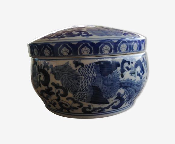 Boîte ronde en ceramique